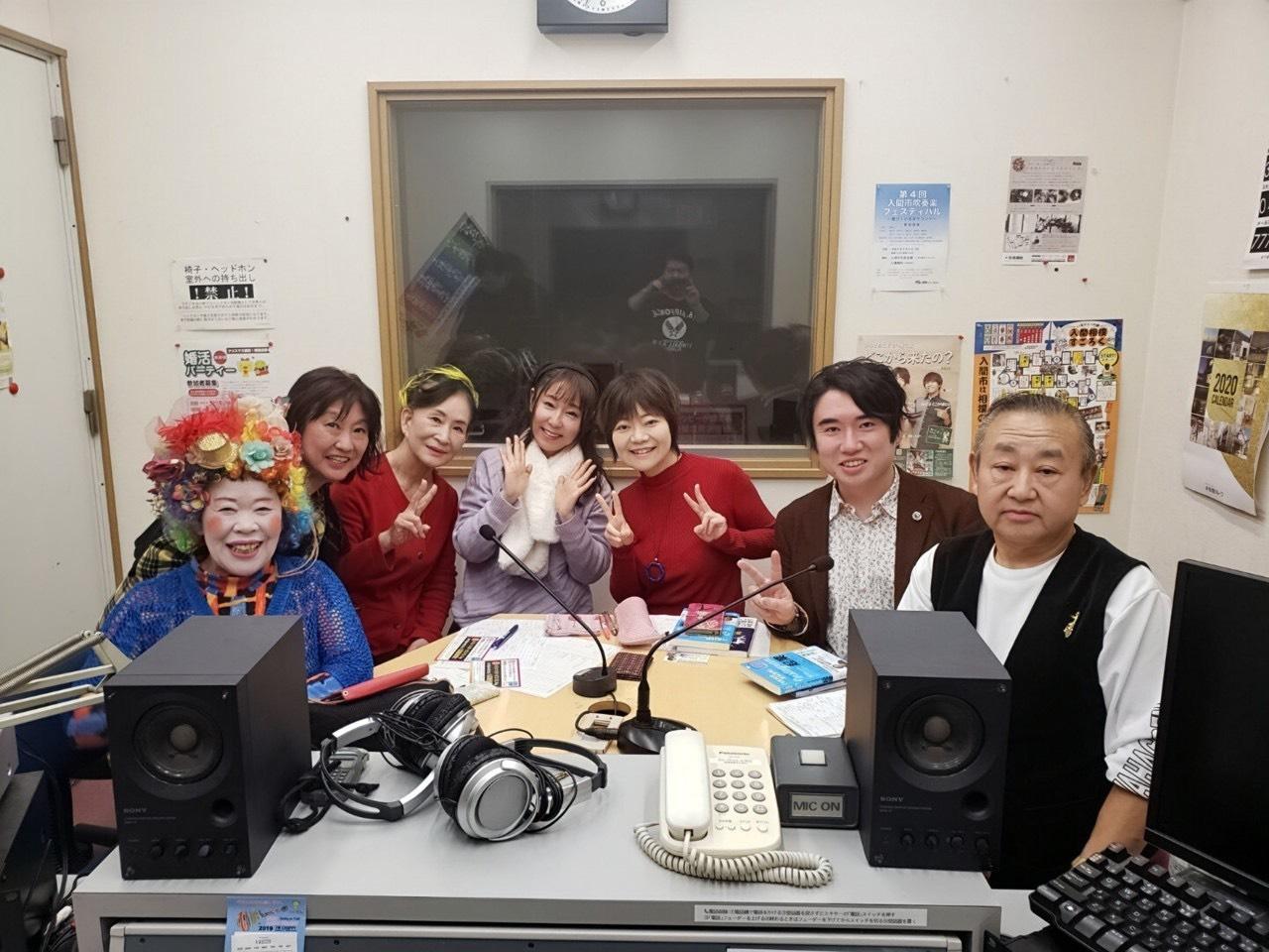 埼玉FMラジオ、FMチャッピー2019年12月2週分出演放送決定!